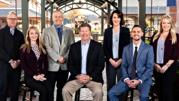 Business Team and Headshot Photography